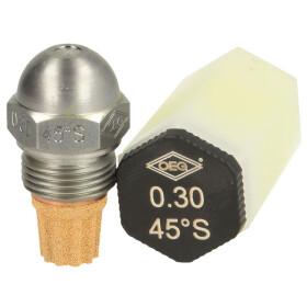 Fluidics Instruments Öldüse Fluidics 0,30-45 S