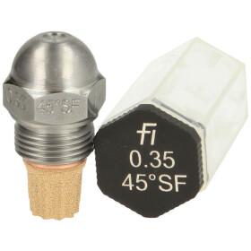 Fluidics Instruments Oil nozzle Fluidics 0.35-45 S