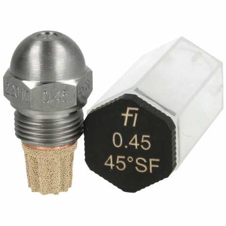 Fluidics Instruments Oil nozzle Fluidics 0.45-45 S