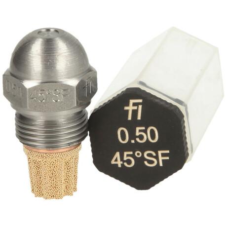 Fluidics Instruments Öldüse Fluidics 0,50-45 S