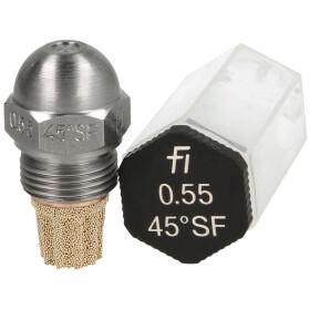 Fluidics Instruments Oil nozzle Fluidics 0.55-45 S