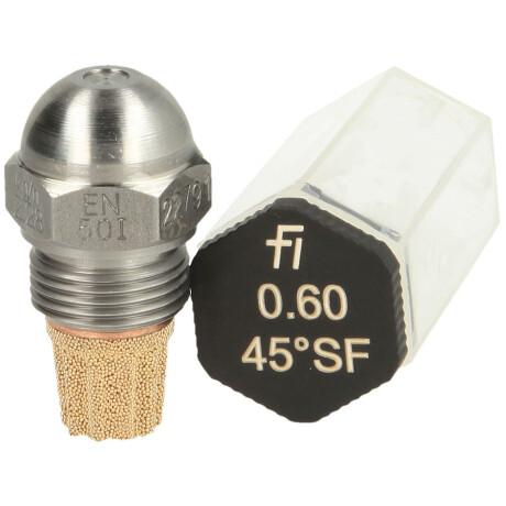 Fluidics Instruments Oil nozzle Fluidics 0.60-45 SF