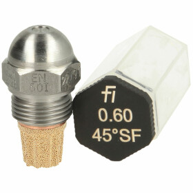 Fluidics Instruments Öldüse Fluidics 0,60-45 S