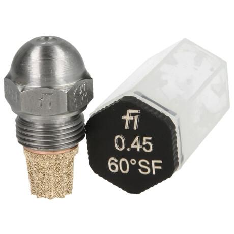 Fluidics Instruments Öldüse Fluidics 0,65-45 S
