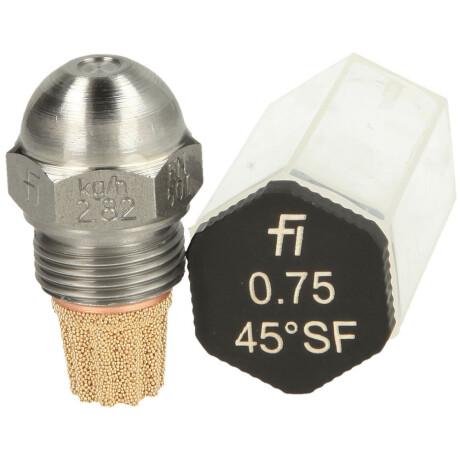 Fluidics Instruments Oil nozzle Fluidics 0.75-45 S