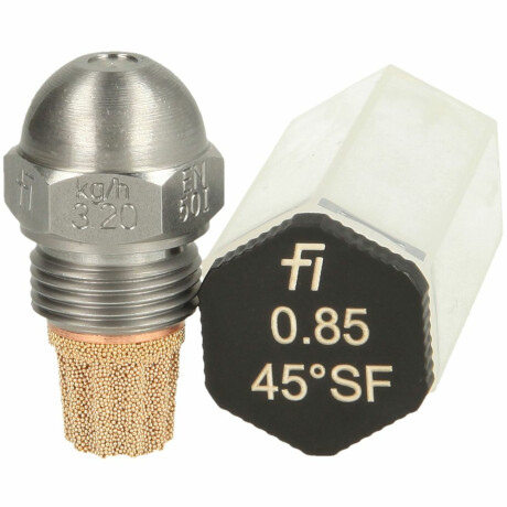 Fluidics Instruments Öldüse Fluidics 0,85-45 S
