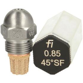 Fluidics Instruments Oil nozzle Fluidics 0.85-45 S
