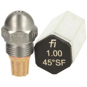 Fluidics Instruments Oil nozzle Fluidics 1.00-45 S