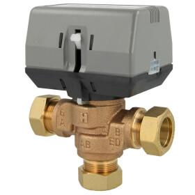"Buderus 3-way valve 3/4"" 78016"