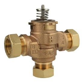 Buderus 3-way valve w/o motor 7098972