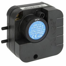 Hansa-Heiztechnik Differential pressure gauge LGW3A1 1001624