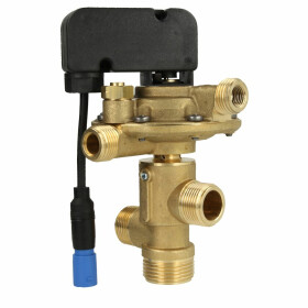 Wolf 3-way diverter valve with water controller 18 kW...