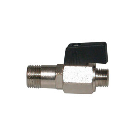 Unical Filling valve with return flow inhibitor 3/8 7300403