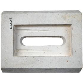Burner plate Unical wood-fired boilers 2190471