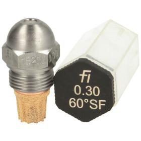 Fluidics Instruments Öldüse Fluidics 0,30-60 S