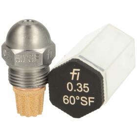 Fluidics Instruments Oil nozzle Fluidics 0.35-60 S