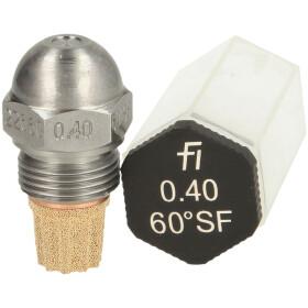 Fluidics Instruments Oil nozzle Fluidics 0.40-60 S