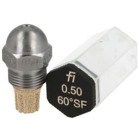 Fluidics Instruments Öldüse Fluidics 0,50-60 S