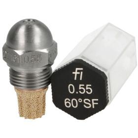 Fluidics Instruments Öldüse Fluidics 0,55-60 S