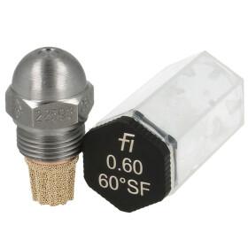 Fluidics Instruments Oil nozzle Fluidics 0.60-60 S