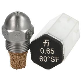 Fluidics Instruments Oil nozzle Fluidics 0.65-60 S