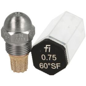 Fluidics Instruments Oil nozzle Fluidics 0.75-60 S