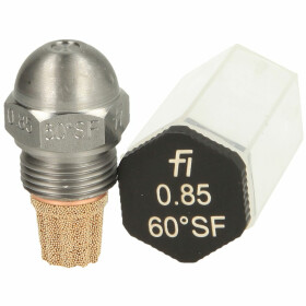 Fluidics Instruments Öldüse Fluidics 0,85-60 S