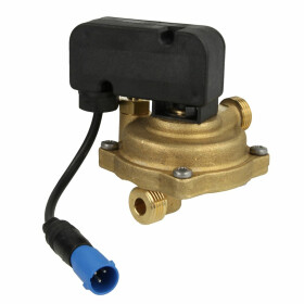 Wolf Water valve with water controller 24 kW 279111099