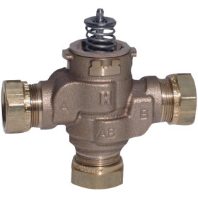 Sieger Three-way valve without drive 7098972