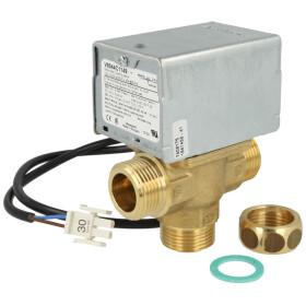 Viessmann 3-Wege-Ventil 24 V mit Leitung 1000 mm 7408101