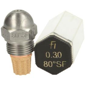 Fluidics Instruments Oil nozzle Fluidics 0.30-80 S