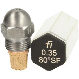 Fluidics Instruments Oil nozzle Fluidics 0.35-80 S
