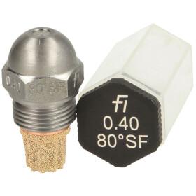 Fluidics Instruments Oil nozzle Fluidics 0.40-80 S