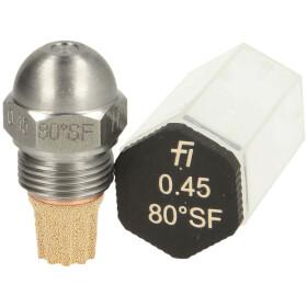 Fluidics Instruments Öldüse Fluidics 0,45-80 S