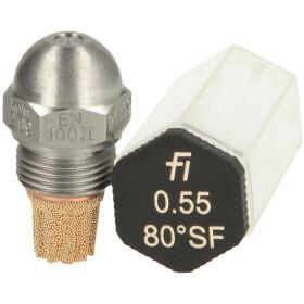 Fluidics Instruments Öldüse Fluidics 0,55-80 S