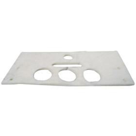 Viessmann Heat insulation mat burner board 18 kW 7810625