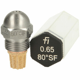 Fluidics Instruments Öldüse Fluidics 0,65-80 S