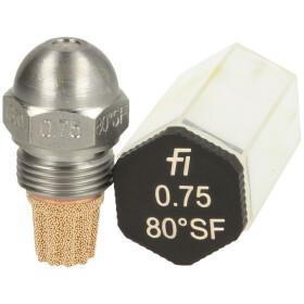Fluidics Instruments Oil nozzle Fluidics 0.75-80 S